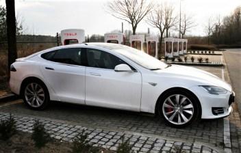 Tesla Model S. Foto: Axel Busse