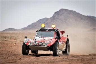 Buggy Sunhill von Marc Douton und Emilien Etienne. Foto: Auto-Medienportal.Net/ASO/Epifanio/DPPI