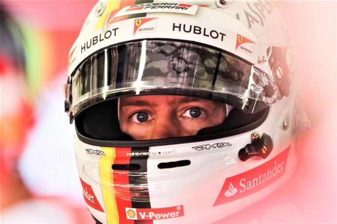 Sebastian Vettel ist von Ferrari zu Aston Martin gewechselt. .© Ferrari