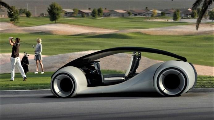 Auch so könnte das Apple-Autodesign aussehen. Foto: Auto-Medienportal.Net/Google