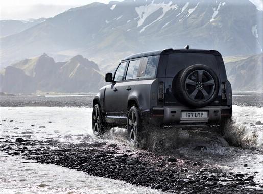 Land Rover Defender 110 V8. Foto: Auto-Medienportal.Net/Jaguar Land Rover