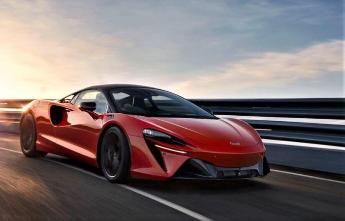 McLaren Artura. Foto: Auto-Medienportal.Net/McLaren