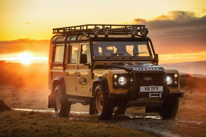 Land Rover Defender Works V8 Trophy. Foto: Auto-Medienportal.Net/Land Rover