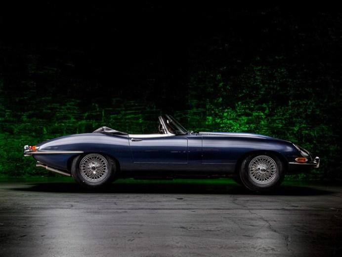 Jaguar E-Type. Foto: Auto-Medienportal.Net/Jaguar