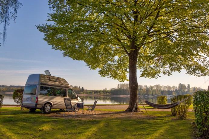 Camping-Urlaub wird in der Corona-Krise beliebter als je zuvor. © ADAC
