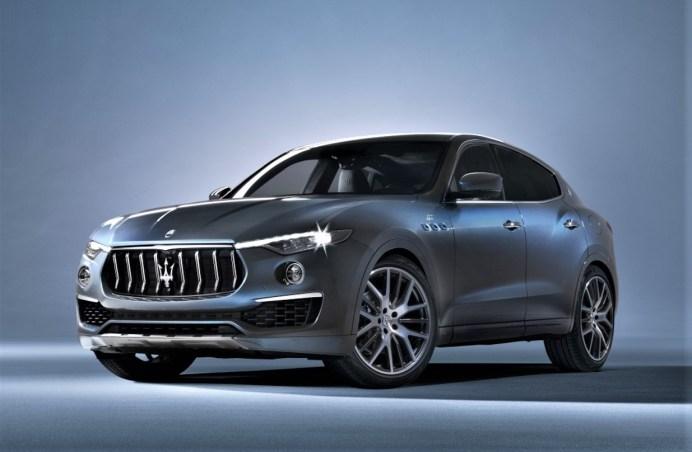 Der nachhaltige Levante ist ein Hybrid-SUV mit dem typischen Motorsound eines Maserati. © Maserati