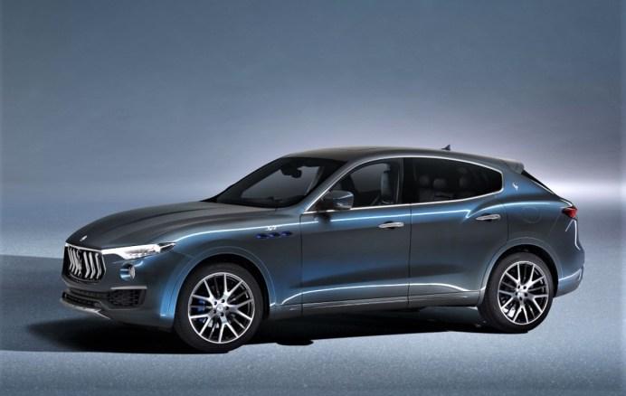 Der Levante Hybrid ist ab Juni 2021 in Europa zu haben. Preise nennt Maserati noch nicht. © Maserati