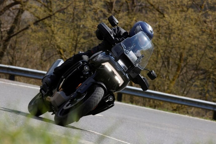 Harley-Davidson Pan America 1250. Foto: Auto-Medienportal.Net/Harley-Davidson