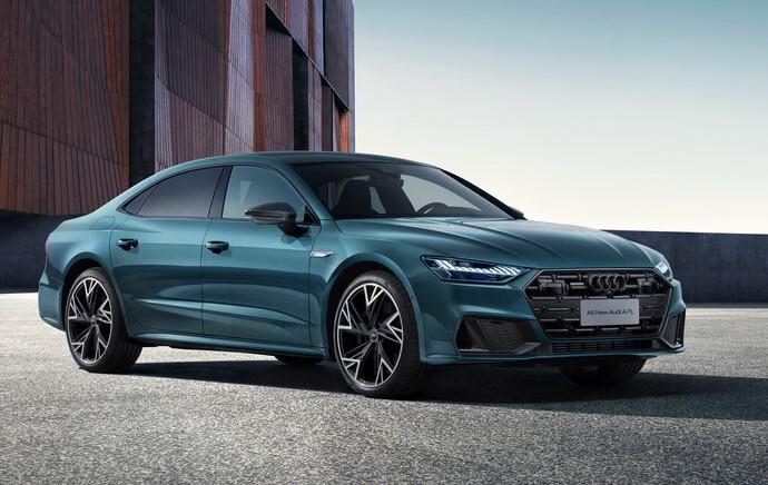 Audi A7 L. Foto: Auto-Medienportal.Net/Audi