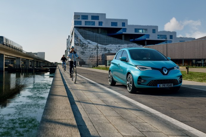 Der Renault Zoe ist auch als Gebrauchter stark gefragt. © Renault