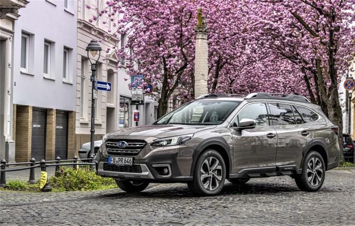 Subaru Outback: Für den Vortrieb setzt der Outback auf die bewährte Kombination aus Boxermotor, Lineartronic-Automatik und permanentem Allradantrieb.. © Subaru