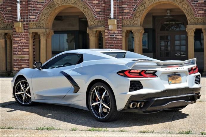 Chevrolet Corvette Stingray Cabriolet. Foto: Auto-Medienportal.Net/Ben Fasano