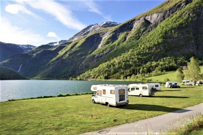 Wohnmobile werden gerne auch gemietet. Foto: Auto-Medienportal.Net/ADAC