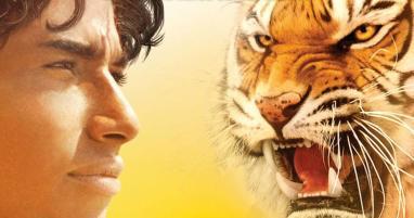 Life of Pi Tiger