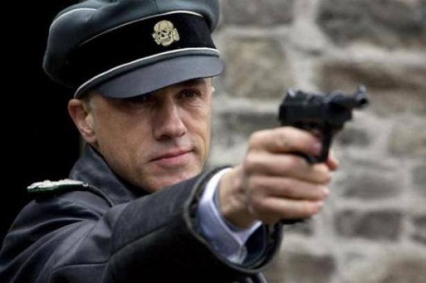Christoph Waltz Inglorious Basterds