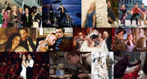 Top 10 Filmmusicals