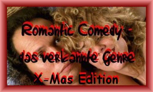 RomCom Titelbild - X-Mas