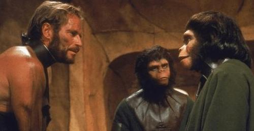 Planet der Affen (1968) 2
