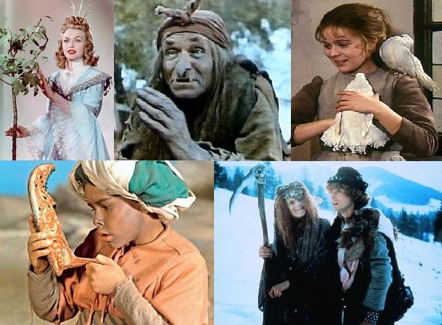 Alte Märchenfilme