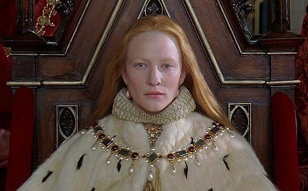 Elizabeth (1998) Cate Blanchett (Screengrab)