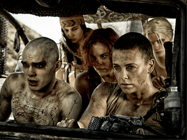 MAd Max Make up