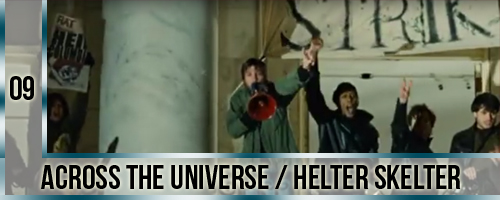 Across the Universe / Helter Skelter (Reprise)