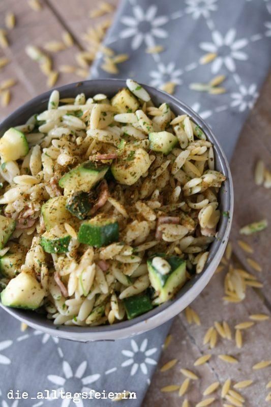 KOCHQUICKIE No. 3: * Reisfrischkäsepfanne mit Gemüse und Schinken *