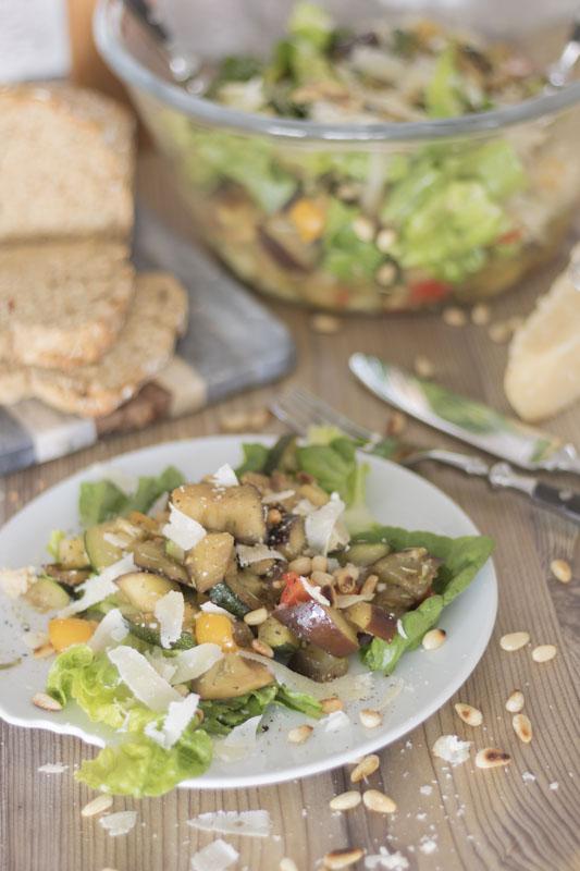 Antipasti-Salat * sommerlicher Genuss *