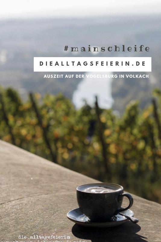 Mainfranken-Liebe * Auszeit auf der Vogelsburg *