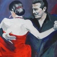Tanz den Tango die ganze Nacht ...