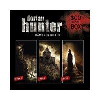 Rezension: Dorian Hunter Hörspielbox Folge 1-3