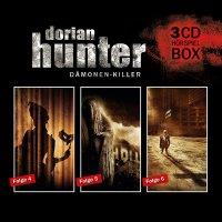 Dorian Hunter Hörspielbox Folgen 04-06