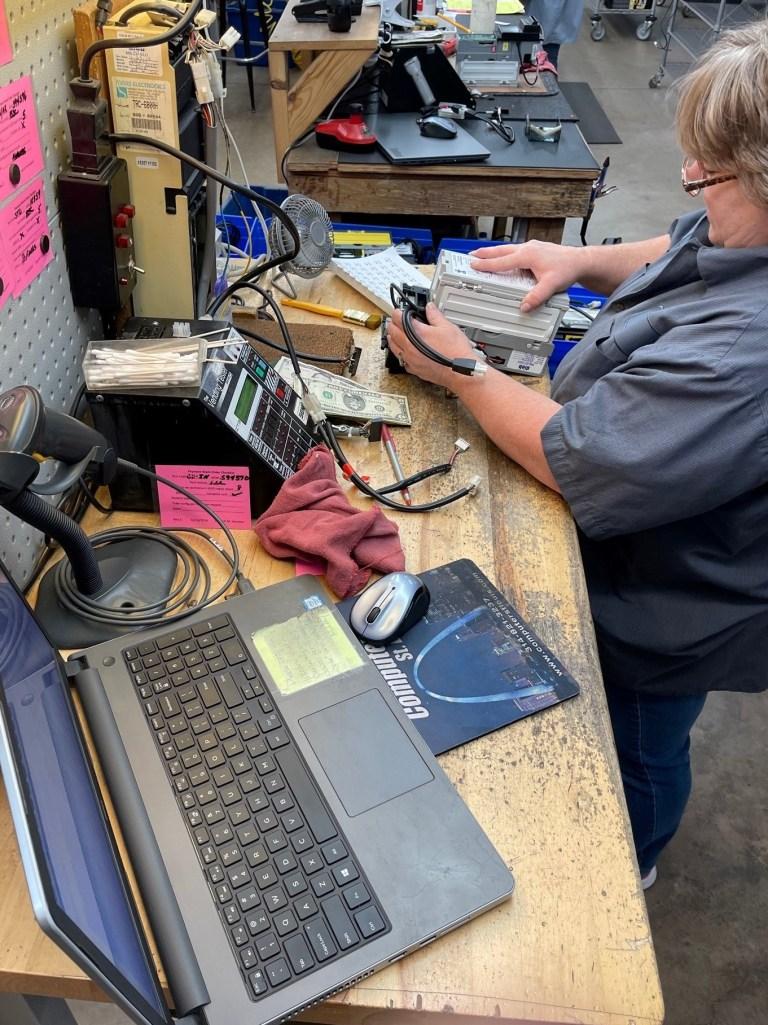 Payment Vending Repair Service