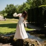 Brautbolero gestrickt