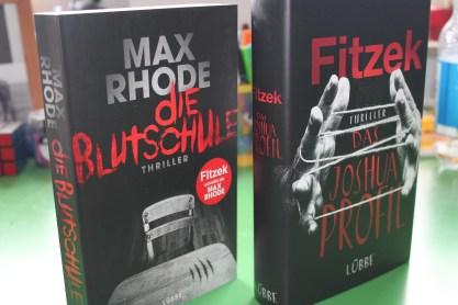 """Die Blutschule"" & ""Das Joshua-Profil"""
