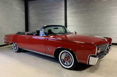 1964 Imperial Crown Convertible 5