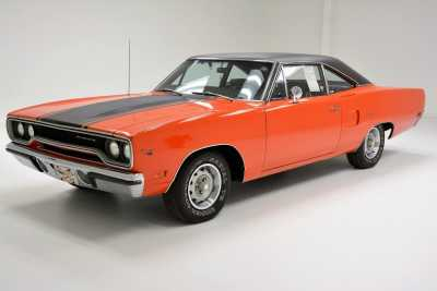 1970 Plymouth Road Runner 4