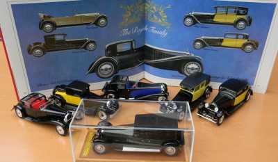 Bugatti Royale Chassis 41100