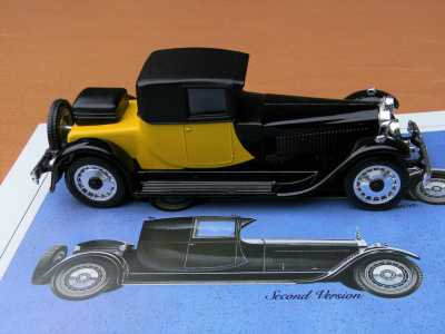 Rio 74 Bugatti Royale Chassis 41100 2nd version pic6