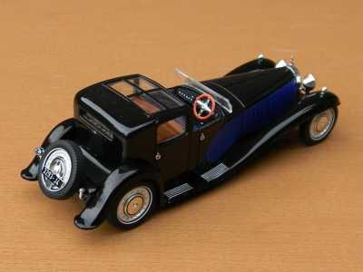 Ixo MUS053 Bugatti Royale Chassis 41100 5th version pic2