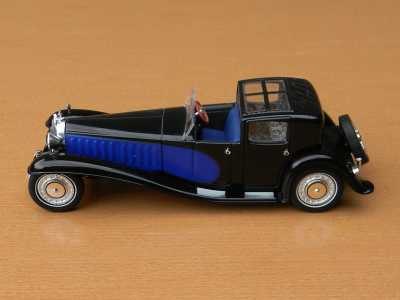 Ixo MUS053 Bugatti Royale Chassis 41100 5th version pic3