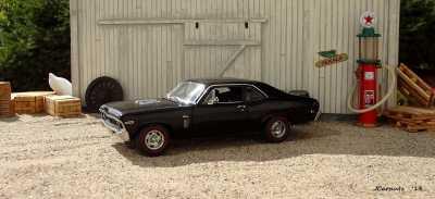 1969 Chevrolet Nova SS FS1