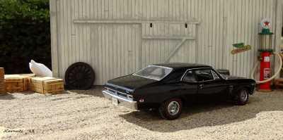 1969 Chevrolet Nova SS FS6