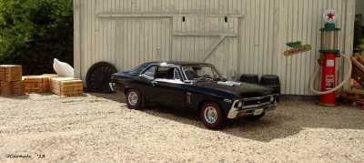 1969 Chevrolet Nova SS FS2