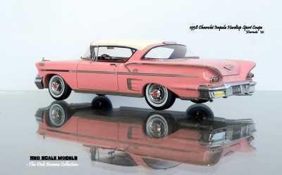 1958 Chevrolet Impala Hdtp S5