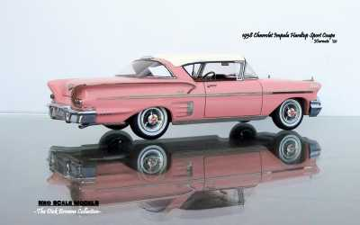 1958 Chevrolet Impala Hdtp S6
