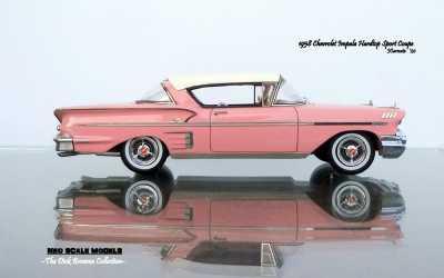 1958 Chevrolet Impala Hdtp S4