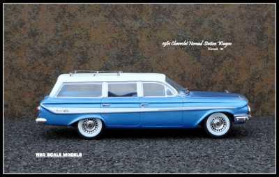 1961 Chevrolet Nomad Wgn 5
