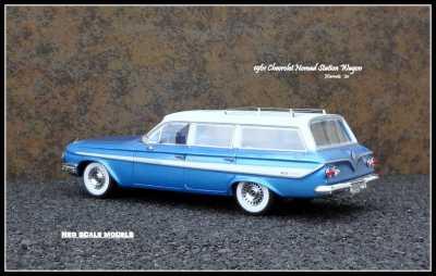 1961 Chevrolet Nomad Wgn 6