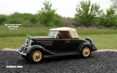 1935 Chevrolet Roadster G01